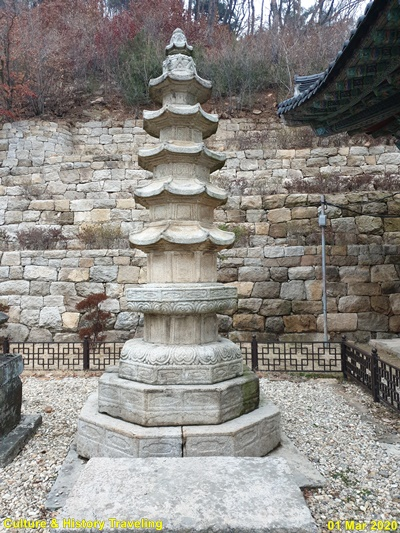 남양주 수종사 팔각오층석탑 보물1808호  01-20200301