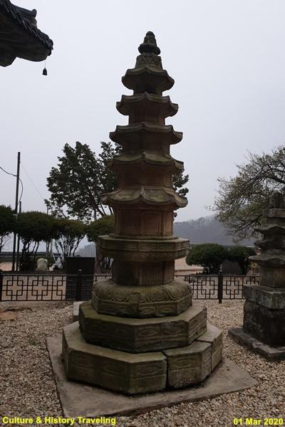 남양주 수종사 팔각오층석탑 보물1808호  03-20200301