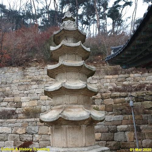남양주 수종사 팔각오층석탑 보물1808호  04-20200301