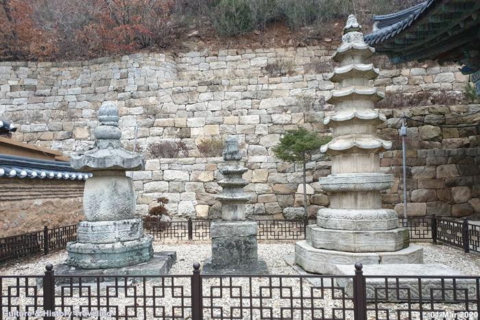 남양주 수종사 팔각오층석탑 보물1808호  06-20200301