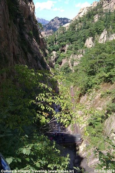 명승101호 설악산 천불동계곡 32-20100904