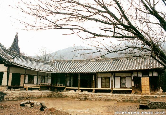 성주 한개마을 교리댁 06-20180110