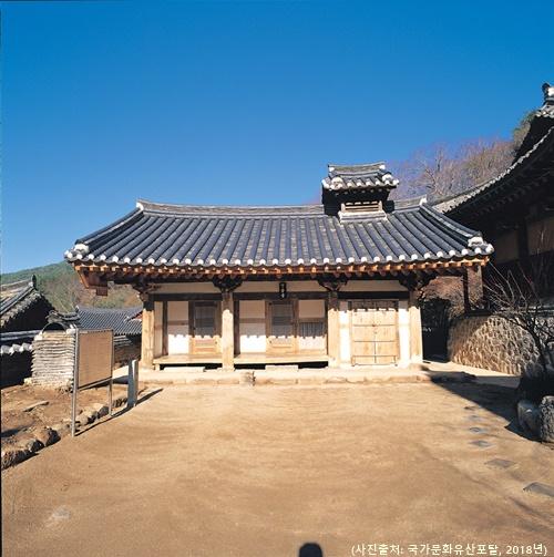 순천 송광사 하사당