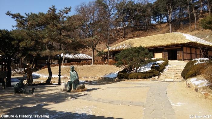춘천 김유정 생가 12-20180127