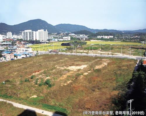 상주 복룡동 유적 사적477호 20100911-11