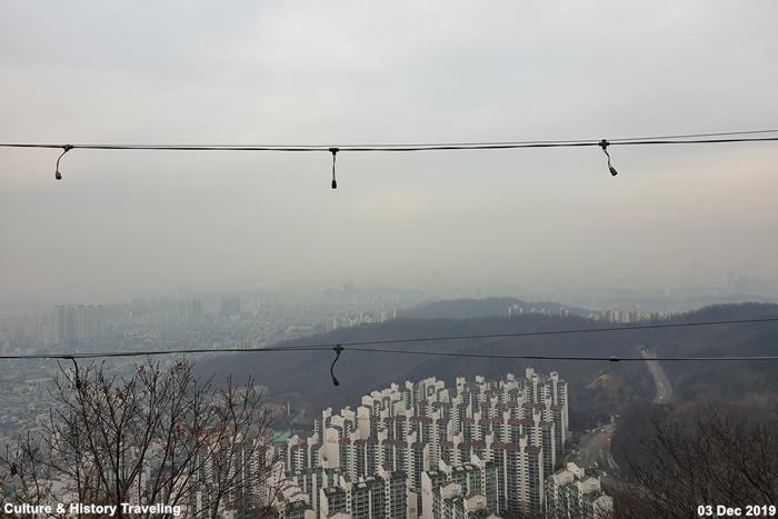 서울 호암산성 사적 343호 04-20191203