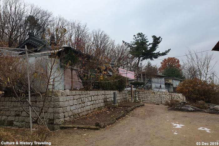 서울 호암산성 사적 343호 05-20191203