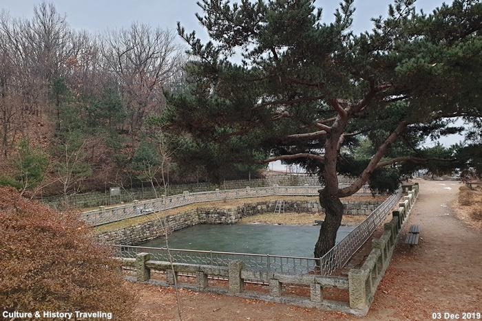 서울 호암산성 사적 343호 06-20191203