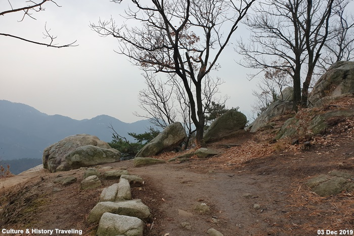 서울 호암산성 사적 343호 13-20191203