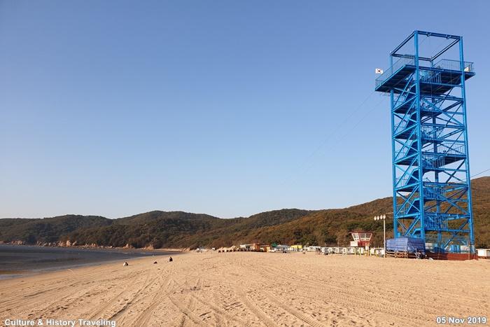 인천 무의도 하나개 해수욕장 01-20191105