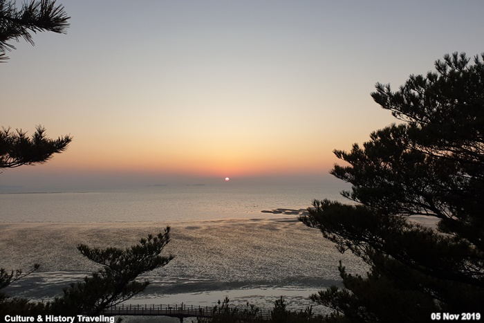 인천 무의도 하나개 해수욕장 10-20191105
