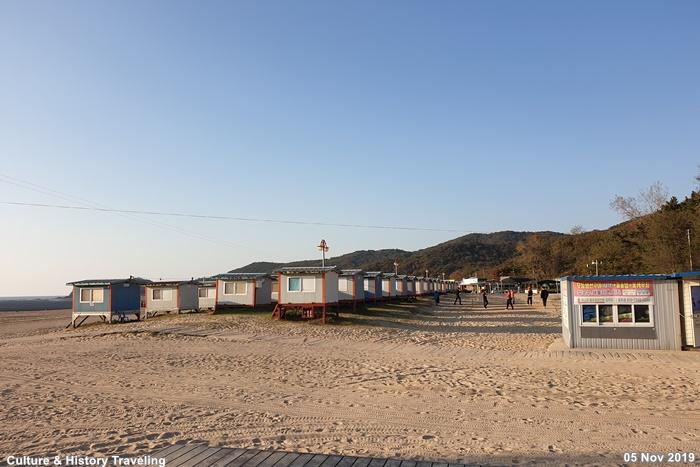 인천 무의도 하나개 해수욕장 11-20191105