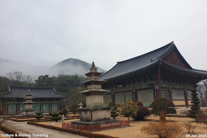청도 운문사 동서삼층석탑 보물678호 03-20200106
