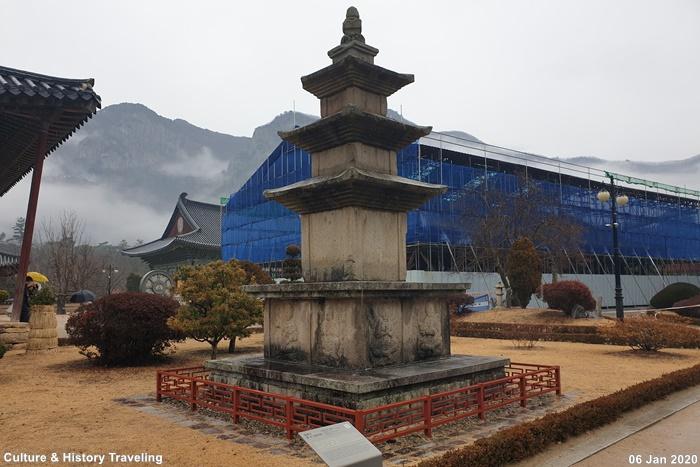 청도 운문사 동서삼층석탑 보물678호 04-20200106