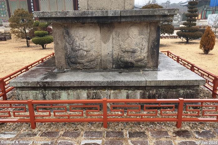 청도 운문사 동서삼층석탑 보물678호 05-20200106