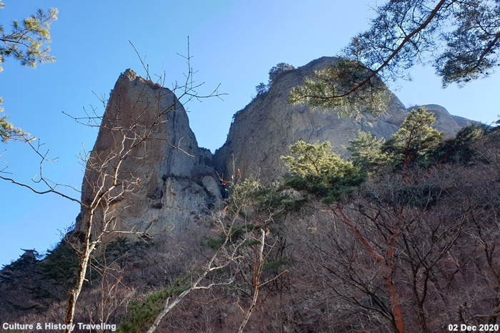 청송 주왕산 계곡 일원 명승11호 16-20201205