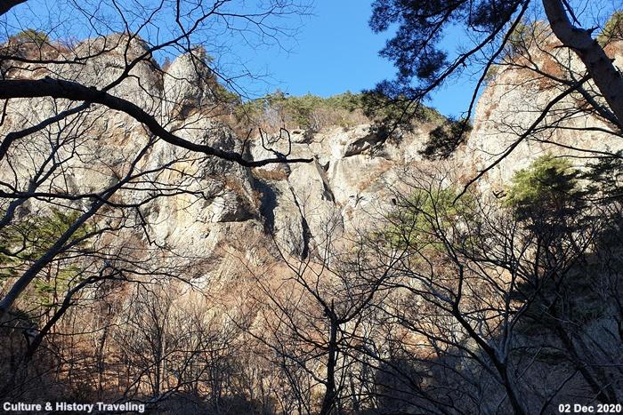 청송 주왕산 계곡 일원 명승11호 19-20201205
