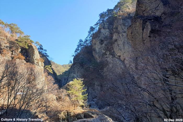 청송 주왕산 계곡 일원 명승11호 22-20201205