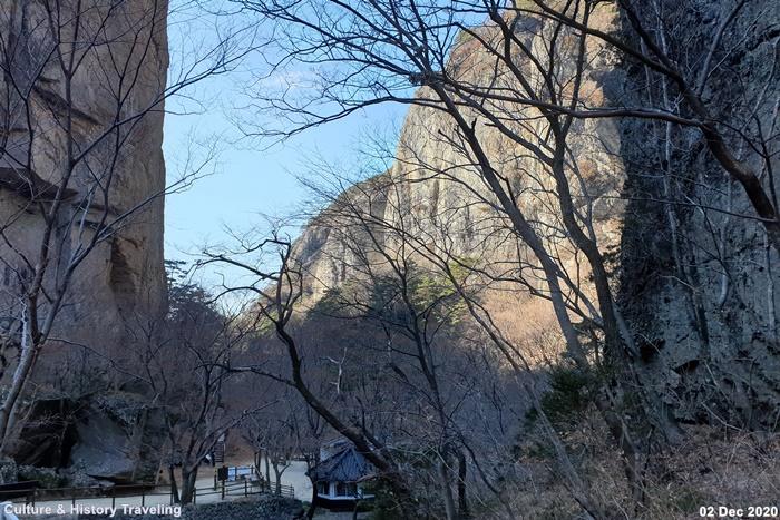 청송 주왕산 계곡 일원 명승11호 25-20201205