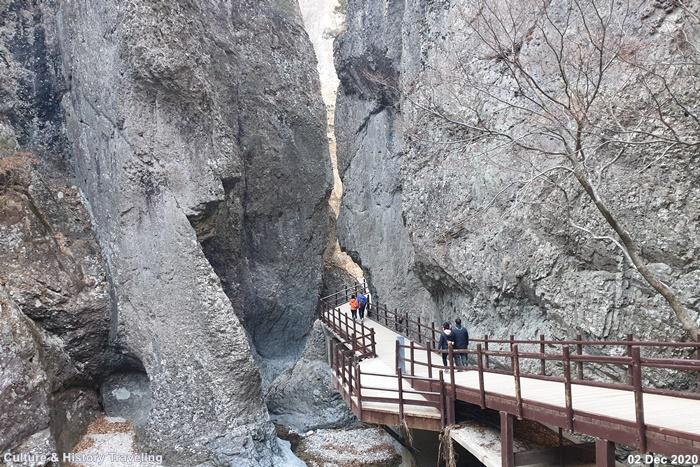 청송 주왕산 계곡 일원 명승11호 31-20201205