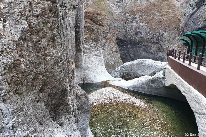 청송 주왕산 계곡 일원 명승11호 34-20201205