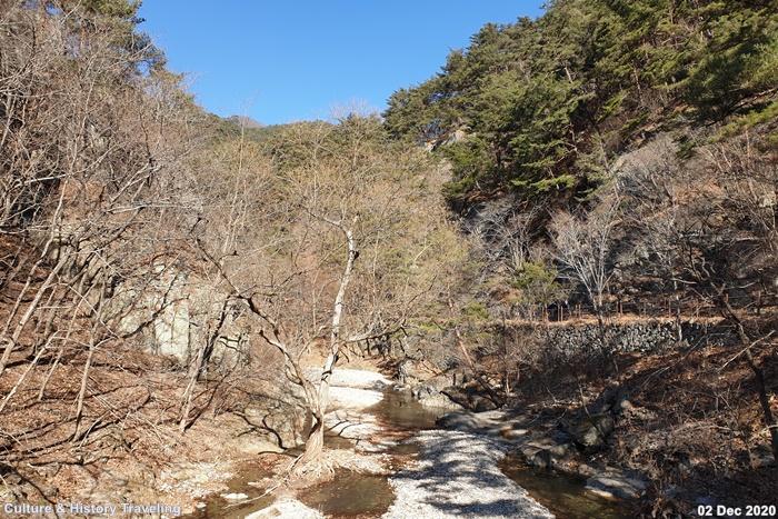 청송 주왕산 계곡 일원 명승11호 36-20201205