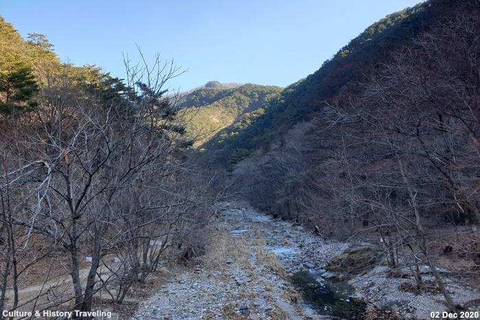 청송 주왕산 계곡 일원 명승11호 39-20201205