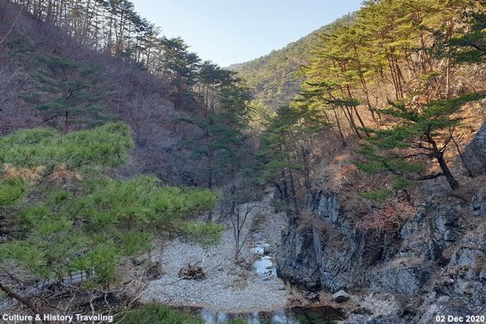 청송 주왕산 계곡 일원 명승11호 41-20201205