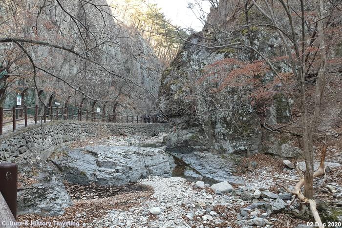 청송 주왕산 계곡 일원 명승11호 43-20201205