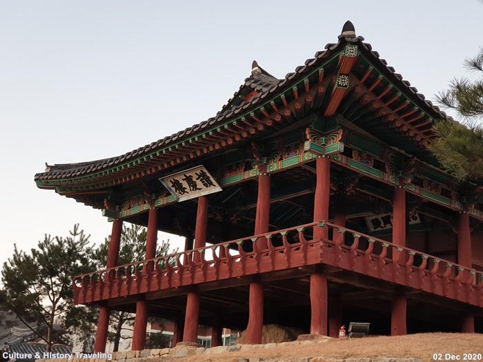 청송 찬경루 보물2049호 01-20201204