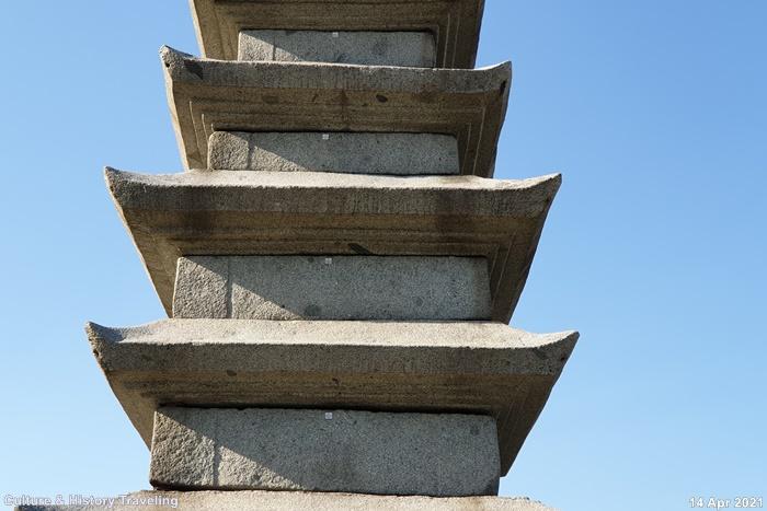 청양 서정리 9층석탑 보물 18호 05-20210414