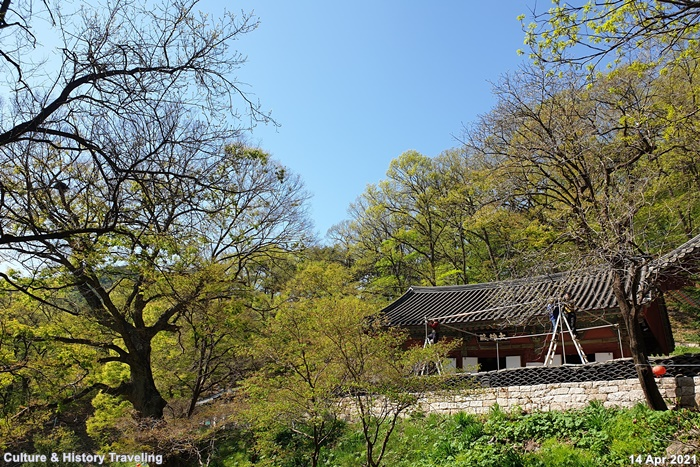 청양 장곡사 상 대웅전_보물162호05-20210414
